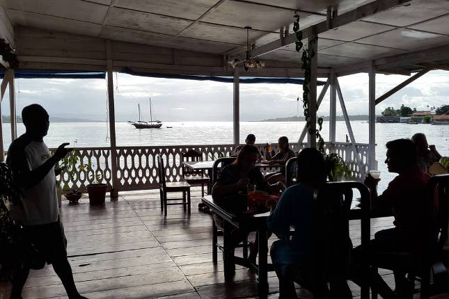 Caribbean View Restaurant