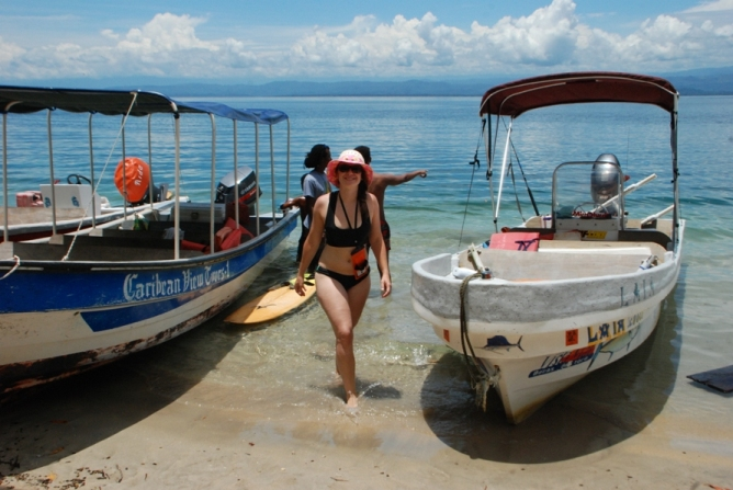 Boat Tours - Caribbean View Hotel