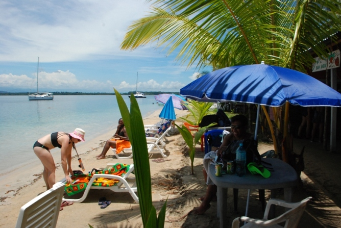 Beaches in Bocas